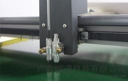 PET薄膜切割打样 服装印花转印纸打样切割机薄膜裁切