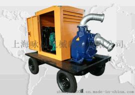 移动泵车 牵引式移动柴油机水泵 Zw系列水泵机组
