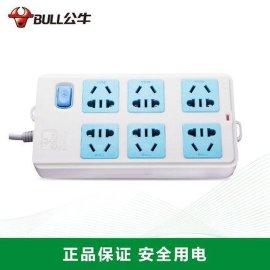 中卫公牛插座插线板电源插座-厂家批发