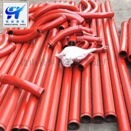 混凝土泵管砂浆泵管80细石泵管大量现货