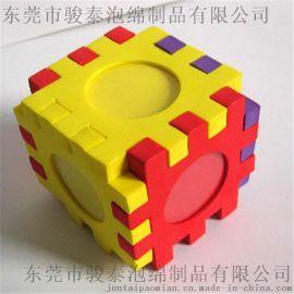 环保EVA模型 无味彩色eva泡棉**玩具