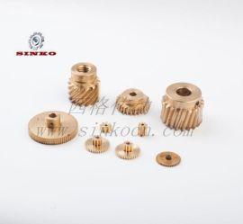 sinko/西格传动 供应精密小模数金属齿轮,塑胶齿轮