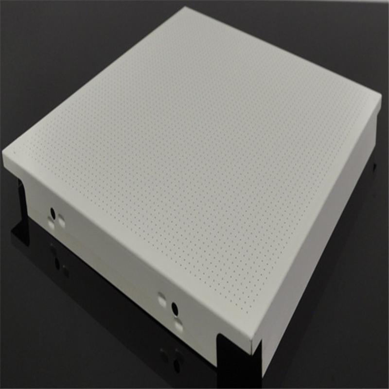 用作幕墙装饰和天花装饰的冲孔铝单板