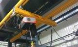 廠家訂做電動單樑懸掛起重機-歐式起重機