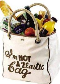 环保帆布包