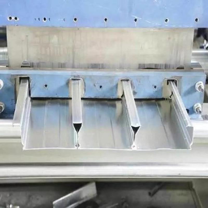 鋼筋桁架樓承板 穿孔樓承板 鍍鋅樓承板 建築打灰模板 開口式樓承板