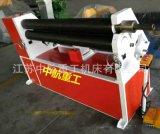 熱銷推薦優質小型非對稱式卷板機 鋼板卷板機