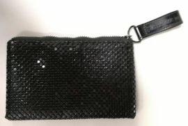 上海定制珠片手拿包手拿包定做来图打样礼品定制
