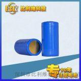 厂家直销圆柱形3C放电 32700 3.7V 5000mah磷酸铁锂离子电池