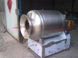 强大机械肉制品GR-1500真空滚揉机