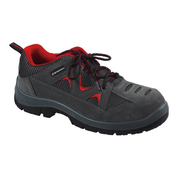 霍尼韦尔 SP2010511 劳保鞋 TRIPPER 巴固低帮工作鞋防静电安全鞋