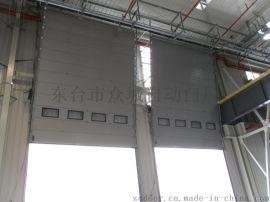工業提升門/工業滑升門/車庫翻板門批發