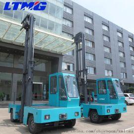 厦门临拓机械3吨电动侧边叉车举升高度4.8米