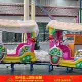新款儿童游乐设施轨道小火车游乐园现货出售