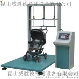 供应手推婴儿车举起下压耐用试验仪 婴儿车耐久性测试仪