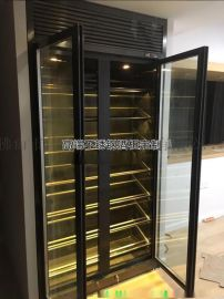 宾仕来p012恒温不锈钢玫瑰金  柜 展示柜