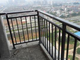 永奇金属制品锌钢阳台栏杆厂家百叶窗拼装成品发货