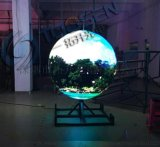 LED顯示屏360度旋轉屏、異形屏、球形屏、價格是多少?廠家怎麼批發