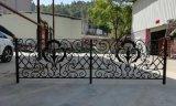 铁艺栏杆 户外栏杆 别墅户外围栏