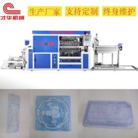 高速电脑型全自动吸塑机  蛋糕盒吸塑机