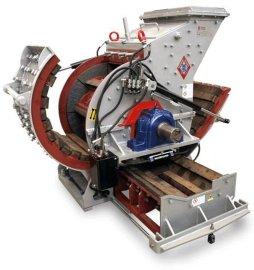 新型粗粉磨细碎机