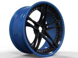 徐州奧-迪兩片式鍛造鋁合金個性化輪轂