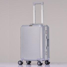 拉杆箱行李箱加工生产箱包 礼品定制LOGO东莞金翔美箱包 ABS+pc旅行箱包