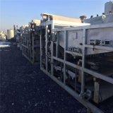 重慶回收廣東美邦二手污泥脫水壓濾機 二手帶式壓濾機