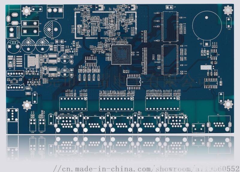 中雷电子 pcb快板 pcb抄板 盲埋孔 电金板
