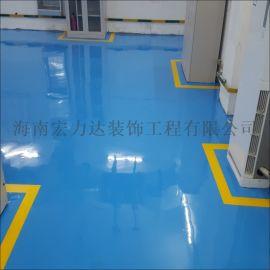 工厂抗静电安全地板,抗静电防腐蚀地板,宏利达地坪