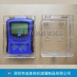 公交車刷卡機保護盒 有機玻璃防護盒 亞克力防盜盒