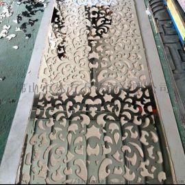 青岛 装饰门花不锈钢门花定制 玫瑰金镜面门花加工
