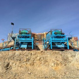 淘金选矿设备定制 离心式选沙金设备技术 大型选金设备