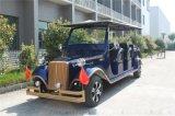 玻璃鋼外殼新能源電動車賓利款豪華老爺車觀光車