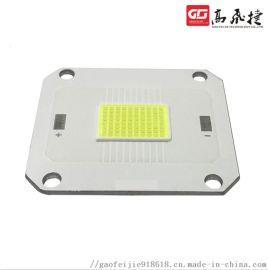 投影机大功率LED灯珠100W 集成倒装光源