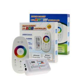 led七彩灯带RGB灯条2.4G触摸控制器