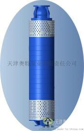 ATQK中吸下吸式大型矿用潜水电泵