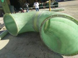 高压玻璃钢管道 管道玻璃钢定制生产