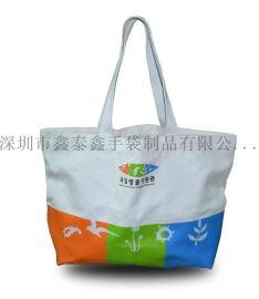 环保棉布帆布手提礼品袋