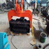 液压打桩机 高频液压振动打桩机 水泥桩打桩机