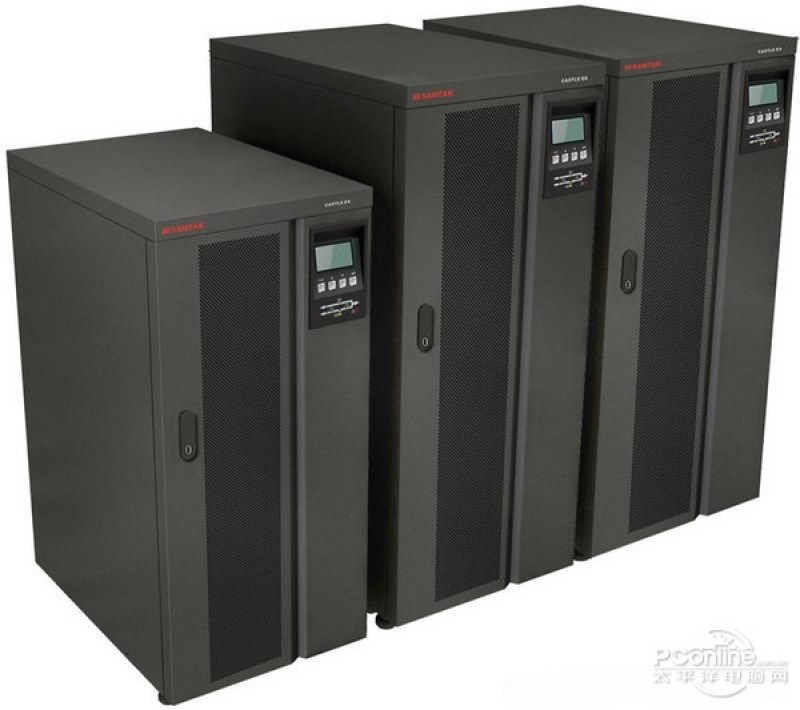 UPS不间断电源60KVA三相(山特ups电源)
