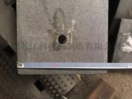 内蒙古 江苏江河机械球磨衬板 破碎机衬板