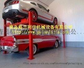 厂家直销家用简易立体停车设备四柱停车设备