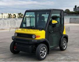 電動代步車車載60V空調系統