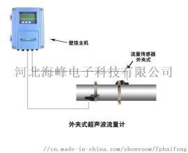 **TDS-100F1外夹式超声波流量计