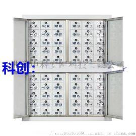 北京厂家直销64格手机信号屏蔽柜手机屏蔽柜 科创