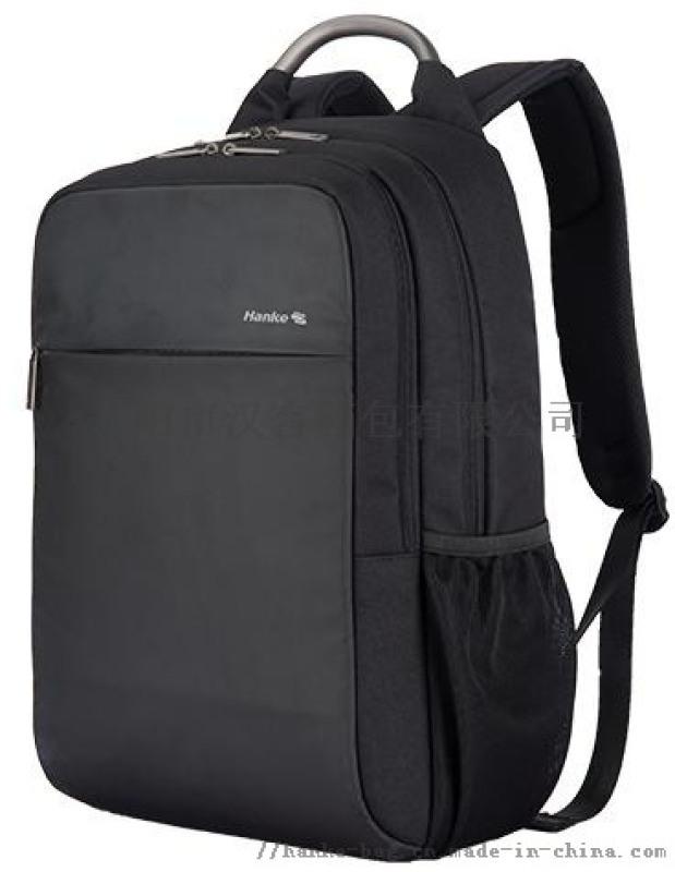 漢客出差旅行揹包男士休閒雙肩包女簡約商務電腦包超大容量包包