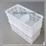塑料隔板蛋筐 塑料蛋筐厂家 带隔板运输筐