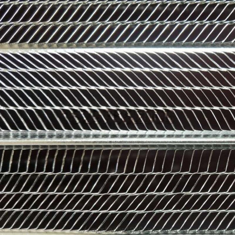 轻钢别墅楼板用钢丝网厂家A轻钢别墅用铁网A有肋网膜