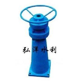 手轮式启闭机 优质启闭机 弘洋水利